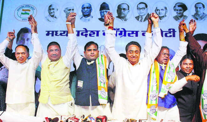 Cong a formidable challenger in MP