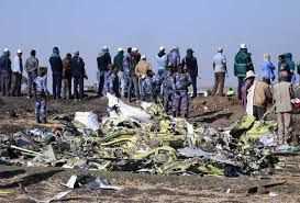 Ethiopian crash: Pilot  had control problems