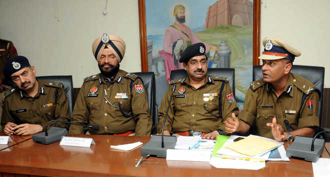 Cops get poll ready, plan 96 nakas at interstate borders