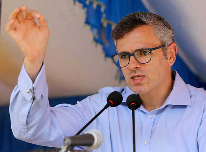 China veto on Masood, no J&K polls Modi's failures: Omar