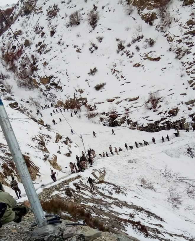 Bodies of 2 remaining soldiers recovered from Kinnaur avalanche site