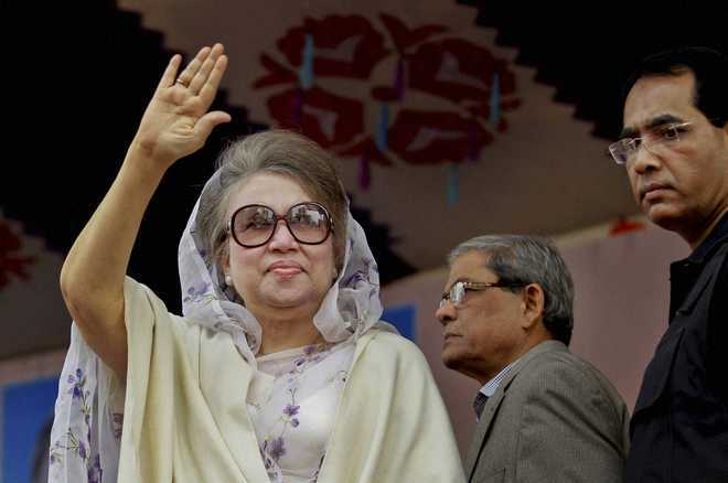 Khaleda Zia moves SC against HC doubling jail term in graft case