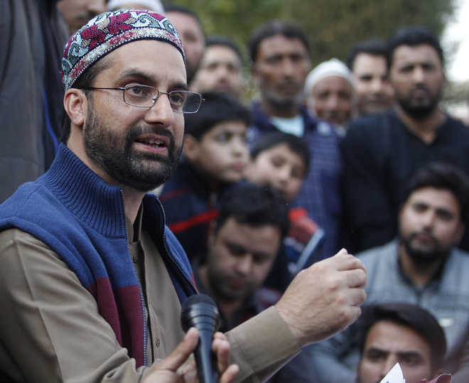 Terror funding case: NIA summons Mirwaiz again for questioning in Delhi