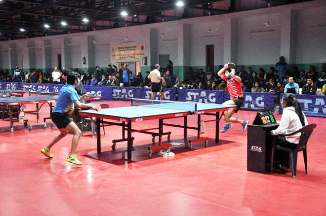 RSB Chandigarh paddlers out of title race