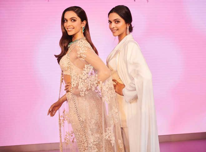 Deepika shines in wax too!