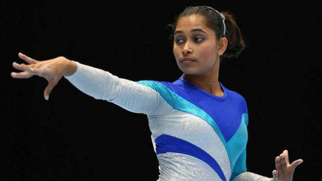 7 months after knee injury, Dipa qualifies for vault final in World Cup