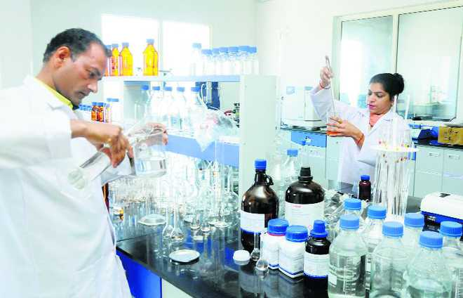 Karnal testing lab a booster dose for pharma industry
