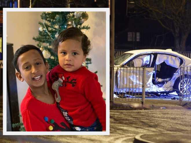 2 Indian-origin boys killed in UK car crash