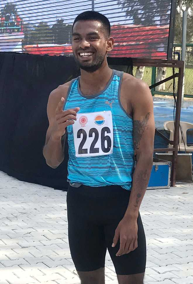 Fed Cup: Dharun betters own 400m hurdles national record