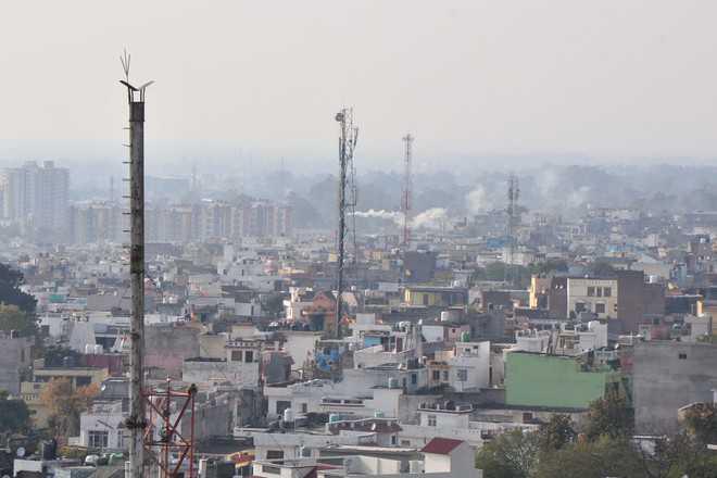 Air quality worsens in Jammu, Srinagar