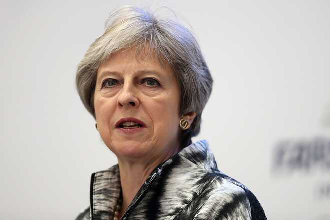 Brexit mayday? PM May's ministers move to oust her, says The Sunday Times