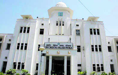 Patiala GMC tells students not to party at night