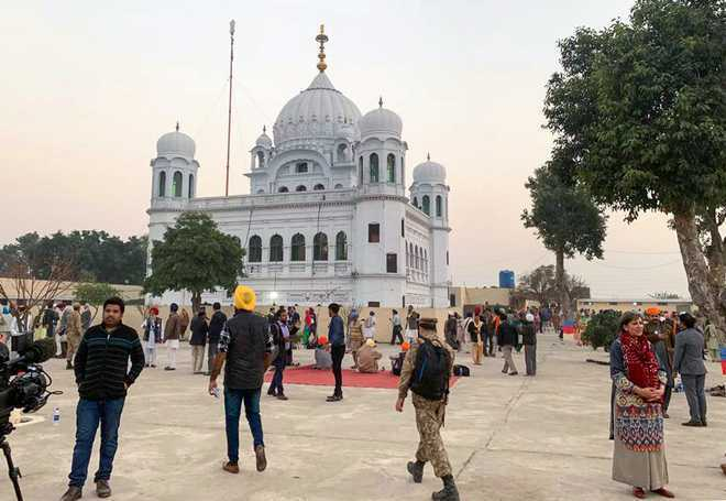Rs 34 lakh per acre for Kartarpur project
