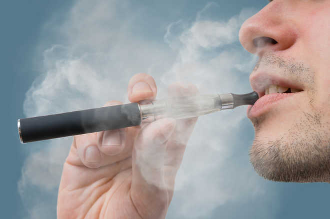 Vaping as dangerous as smoking, need blanket ban on e