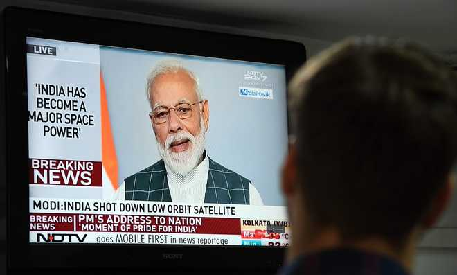 Suspense remains on live satellite shot down by DRDO