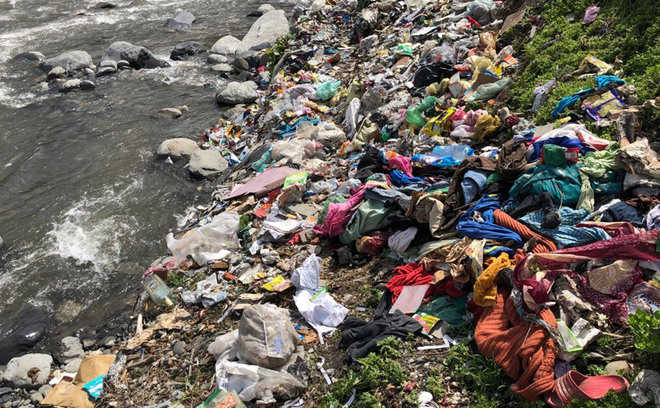 Concern over rising pollution in Beas