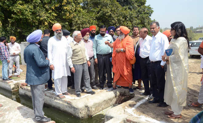 NGT panel visits polluted Doaba water bodies