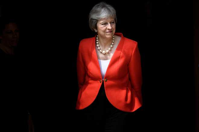 UK's Theresa May should quit as Prime Minister soon: Telegraph
