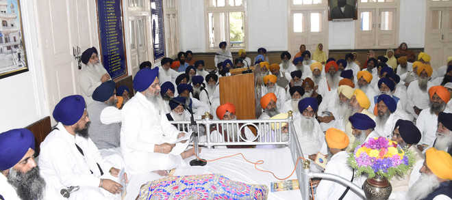 SGPC passes Rs 1,205-cr budget, hikes allocation for education