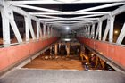 Overbridge collapses near Mumbai's CST