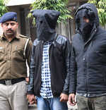 Two DAV students, prime suspects, held