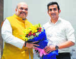 Start, end of innings: Shah in fray from Advani's citadel