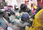 48 hrs on, Hisar child rescued from borewell