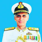 Vice Admiral Nijjer named Navy Chief