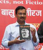 LS polls: Kejriwal 'hopeful' on alliance with Congress