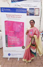 Book on medieval India out
