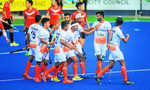 India concede last-minute goal, held to 1-1 draw against Korea
