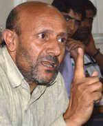 Will restore dignity of J&K: Rasheed