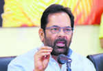 Congress wants 'contract PM' who can be 'remote-controlled': Naqvi