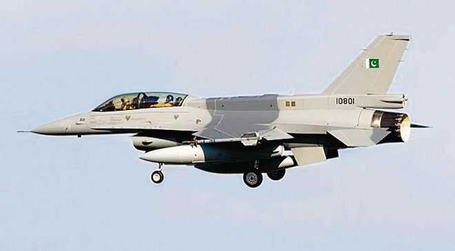 Pak indicates F-16s might have been used to hit Indian aircraft