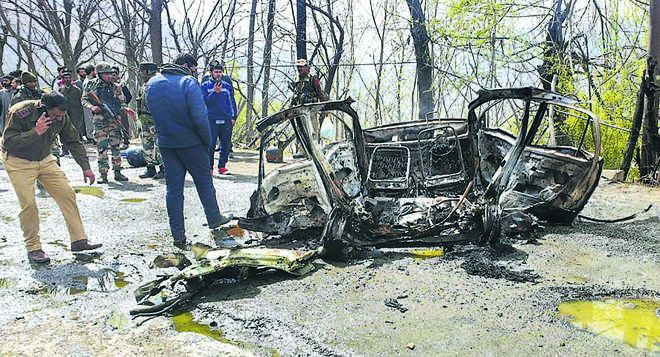 Lessons from the Banihal near miss