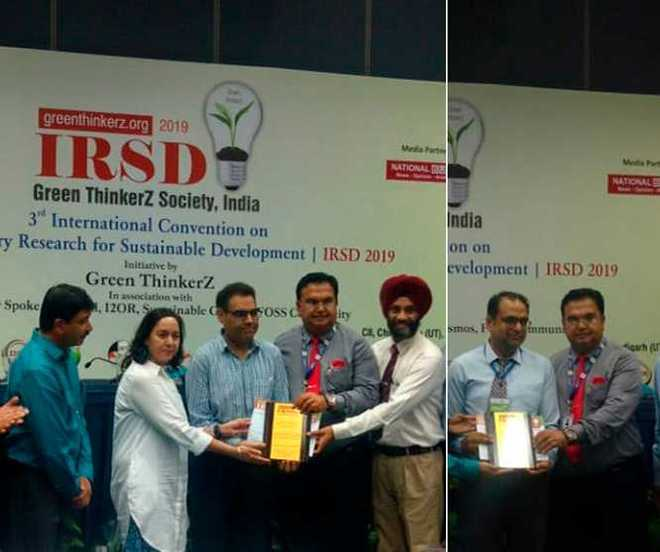 Indo Global Group of Colleges wins excellence award