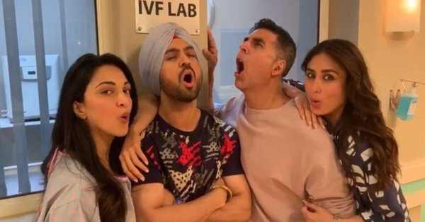 'Good News': Kareena Kapoor, Akshay Kumar, Diljit Dosanjh announce their due date with loud sirens