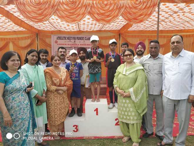 Inter-School Athletics: Sahil, Sanjana scamper to gold