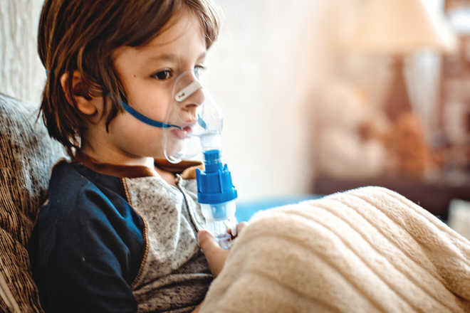 Car pollution caused asthma in 350,000 Indian kids
