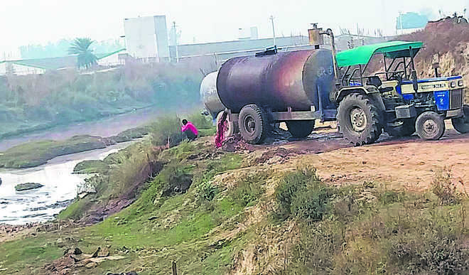 Haryana told to identify, shut units polluting Yamuna at once