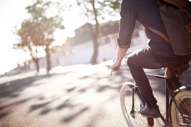 Walking, cycling may help you live longer