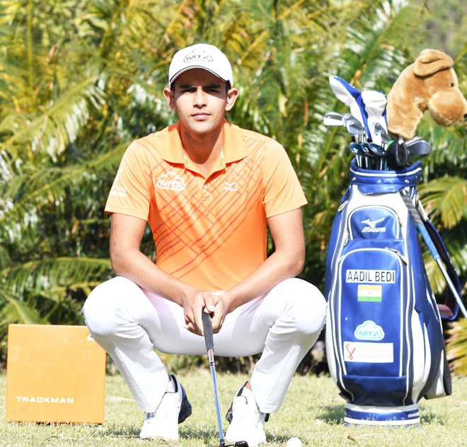 Aadil to feature in Caltex Maekyung Open