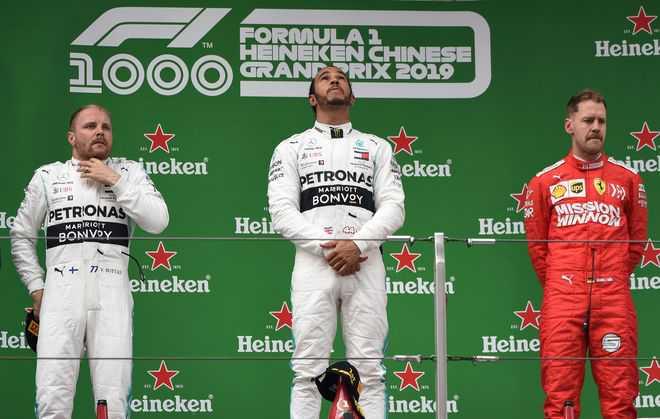 Mercedes' milestone man