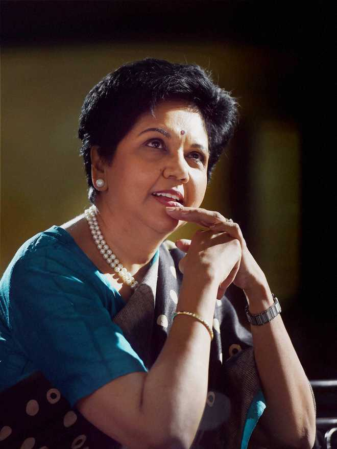 No plans to run for office, will focus on finding solution to impending care crisis: Nooyi