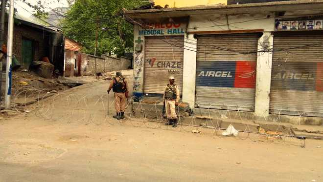 Mobile internet services restored, curfew relaxed for three hours in J-K's Kishtwar