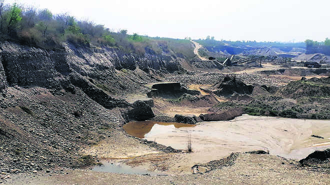 487 mining FIRs in Y'nagar, just 6 convictions