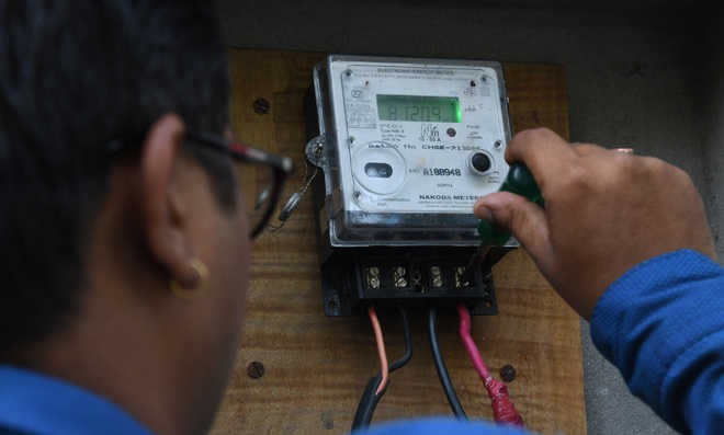 Meter shortage in city hits power consumers