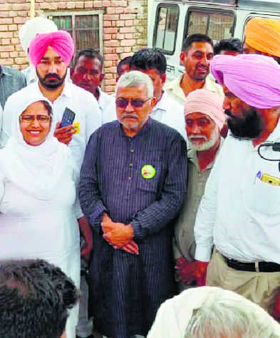 Rivals feeling insecure, says MP Gandhi