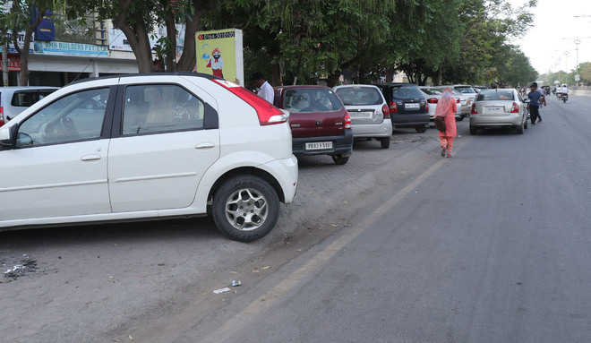 Haphazard parking a nuisance for residents