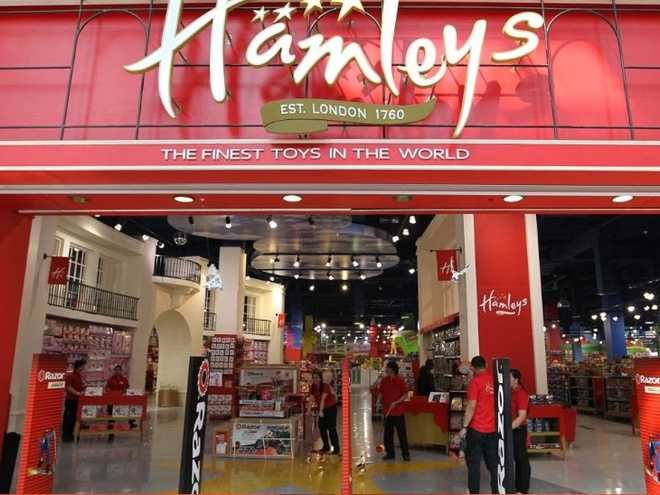 Reliance in talks to buy Hamleys